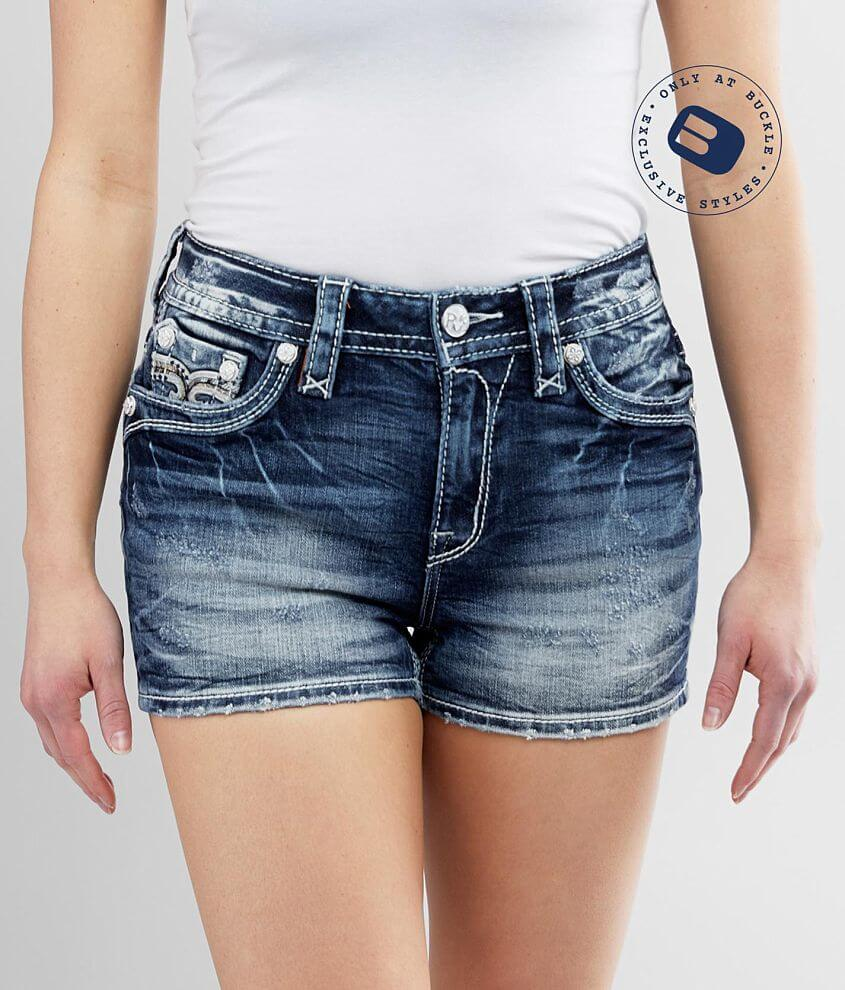 Rock Revival Betty Easy Stretch Short front view