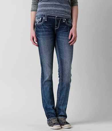 Rock Revival Betty Straight Stretch Jean