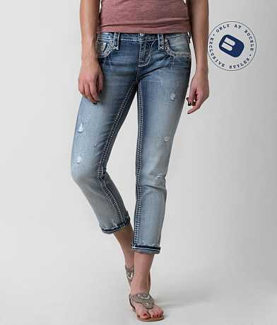 Rock Revival Betty Skinny Stretch Cropped Jean
