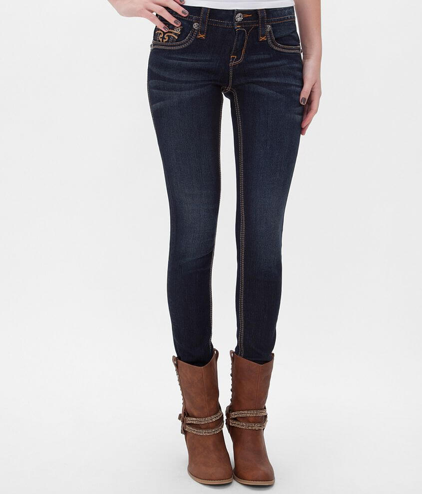 Rock Revival Calli Skinny Stretch Jean front view
