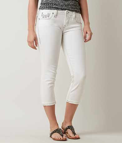 Rock Revival Karla Easy Stretch Cropped Jean