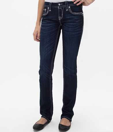 Rock Revival Deeka Straight Stretch Jean