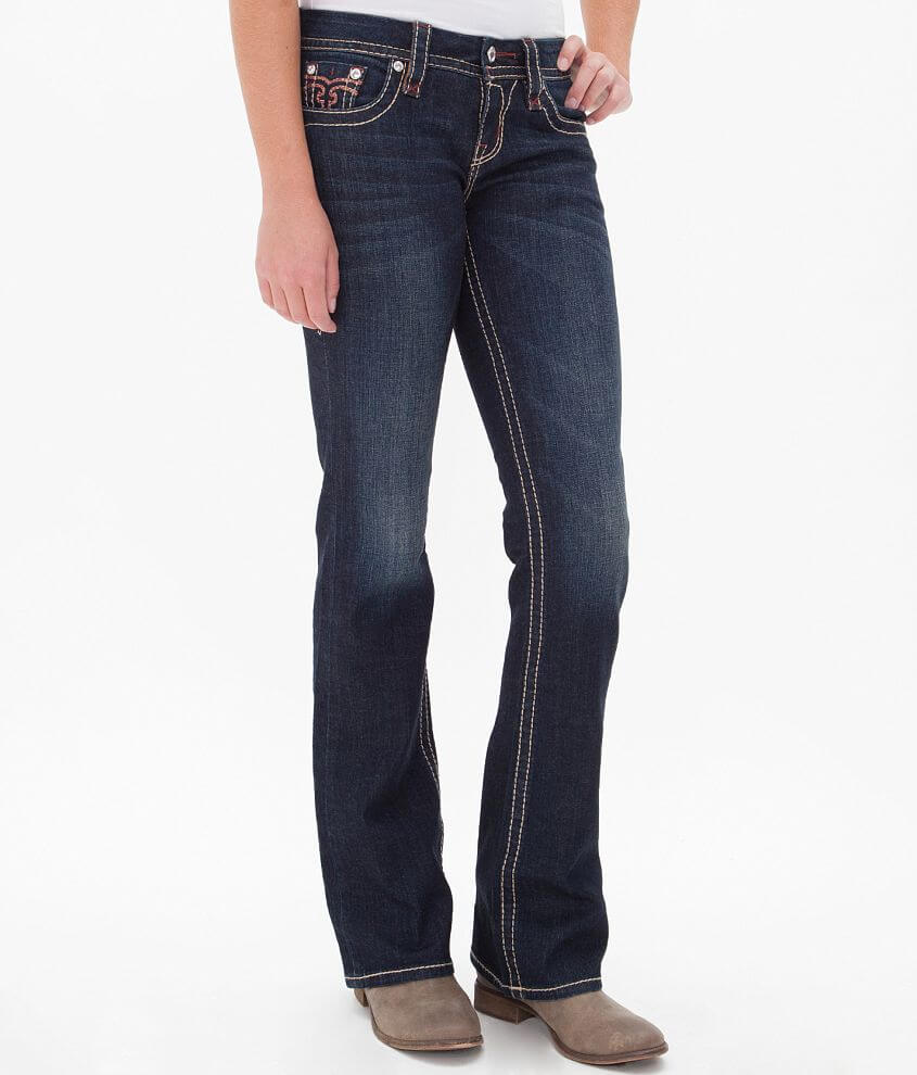 Rock Revival Alivia Easy Boot Stretch Jean front view