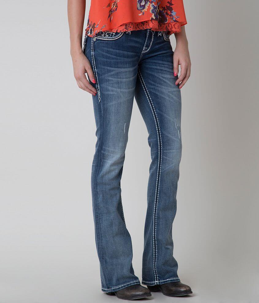 Rock Revival Neela Boot Stretch Jean front view