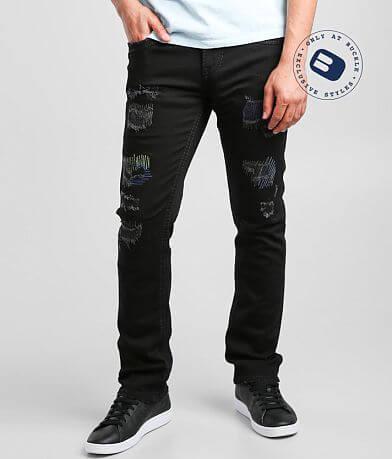 Rock Revival Jack Slim Straight Stretch Jean
