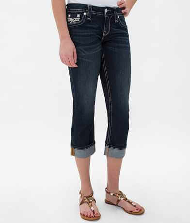 Rock Revival Maisky Easy Cropped Stretch Jean