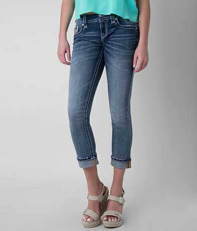Rock Revival Pilkin Cropped Stretch Jean