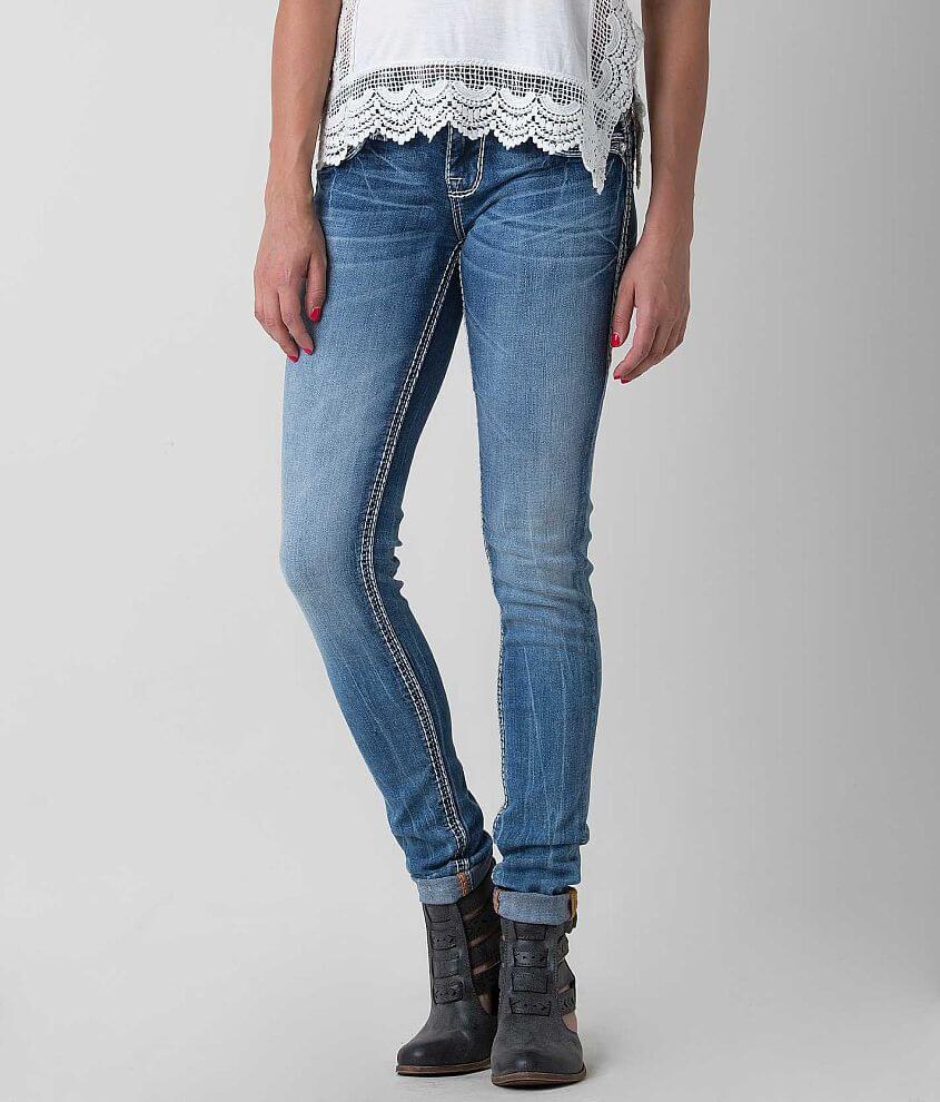 89b92d3062 Rock Revival Yeon Mid-Rise Skinny Stretch Jean - Women s Jeans in ...