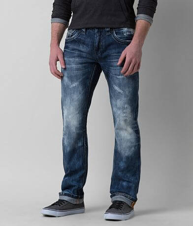 Rock Revival Flann Relaxed Straight 17 Jean