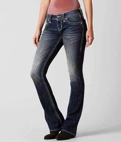 Rock Revival Boris Boot Stretch Jean