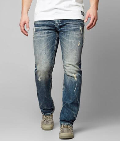 Rock Revival Bridge Relaxed Straight 17 Jean