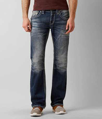 Rock Revival Bridge Slim Boot Stretch Jean