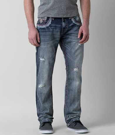 Rock Revival Jenkins Relaxed Straight 17 Jean