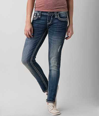 Rock Revival Dianeya Ankle Skinny Stretch Jean