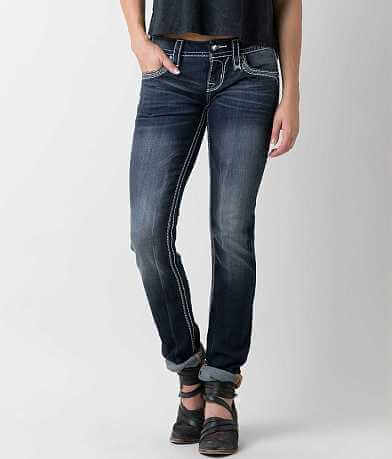 Rock Revival Kai Straight Stretch Jean