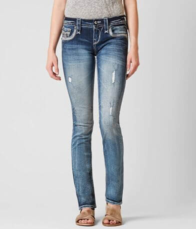 Rock Revival Maaje Straight Stretch Jean