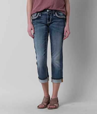 Rock Revival Jelina Easy Stretch Cropped Jean