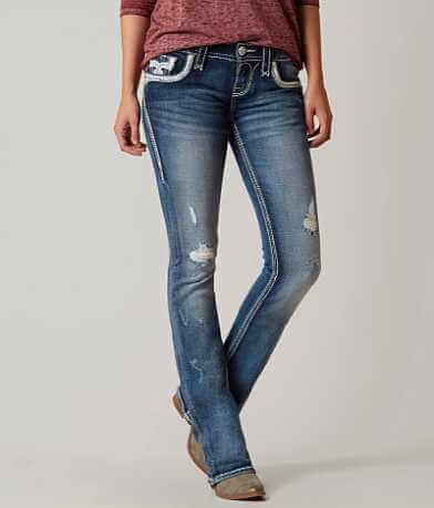 Rock Revival Barbila Boot Stretch Jean