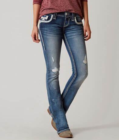 Rock Revival Barbila Boot Stretch Jean