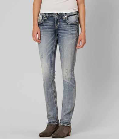 Rock Revival Barbila Straight Stretch Jean