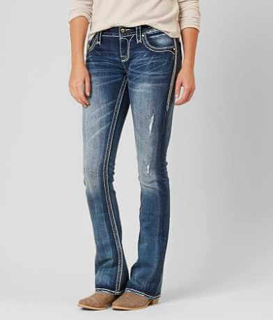 Rock Revival Lanlan Boot Stretch Jean