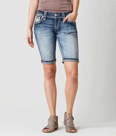 Rock Revival Tali Bermuda Stretch Short