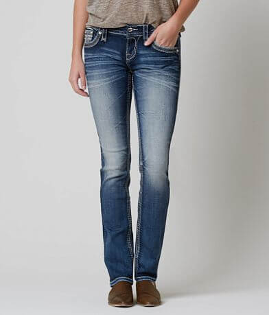 Rock Revival Tali Straight Stretch Jean