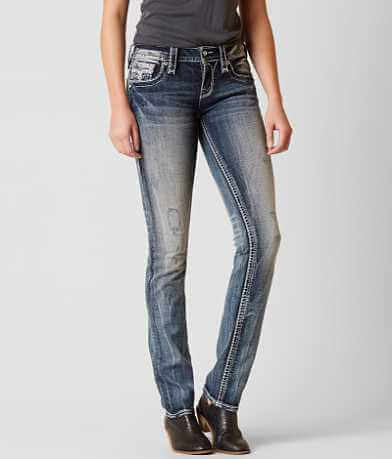 Rock Revival Sargon Straight Stretch Jean