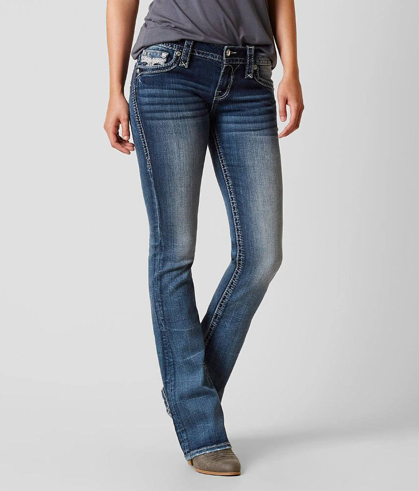 d1acc624ba0 Rock Revival Celinda Boot Stretch Jean - Women s Jeans in Celinda ...