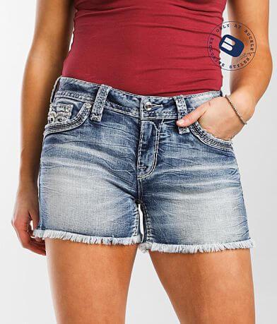 Rock Revival Celinda Easy Stretch Short