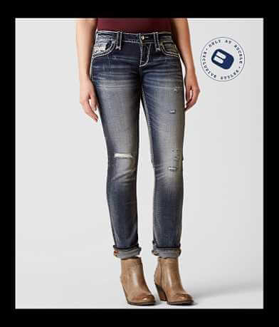 Rock Revival Celinda Straight Stretch Jean
