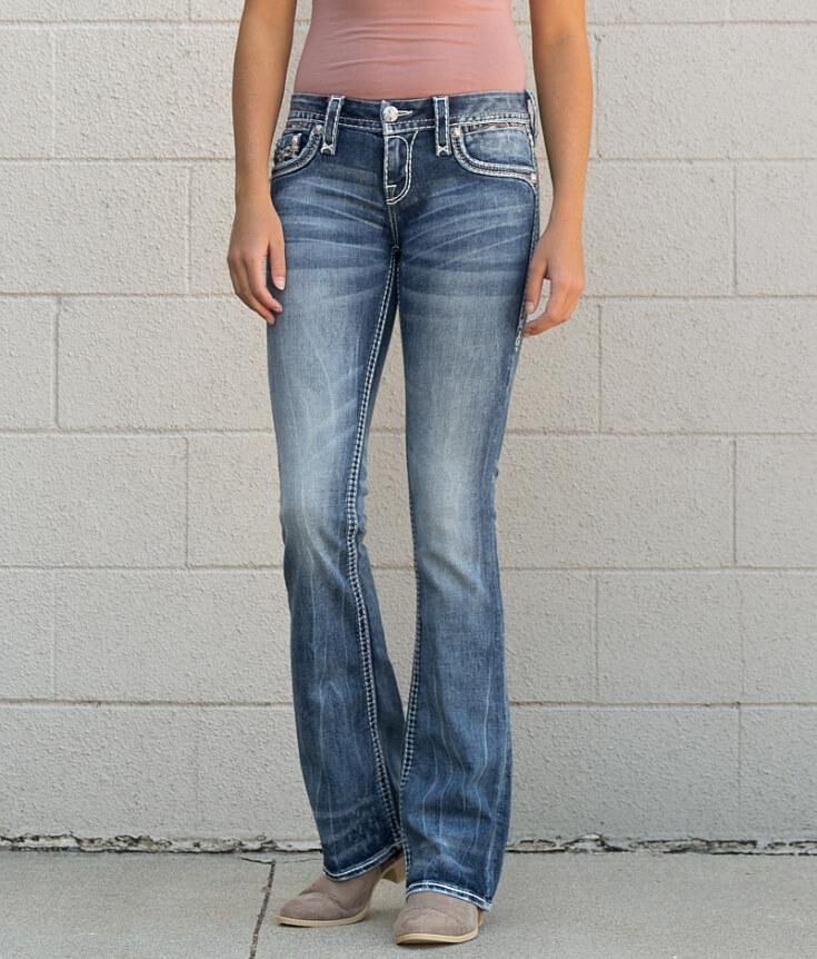 Rock Revival Dariel Boot Stretch Jean