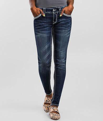 Rock Revival Yadra Low Rise Skinny Stretch Jean