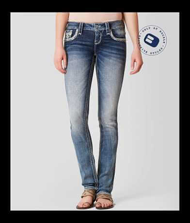 Rock Revival Corin Straight Stretch Jean