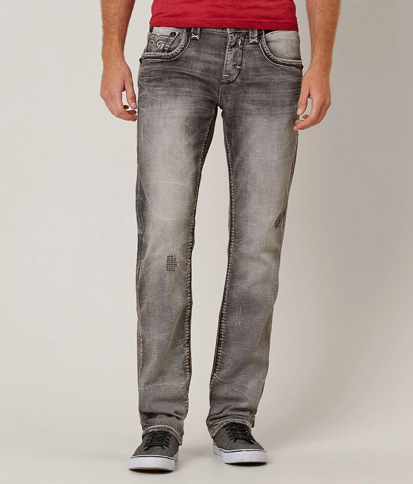 Rock Revival Vietia Slim Straight Jean front view