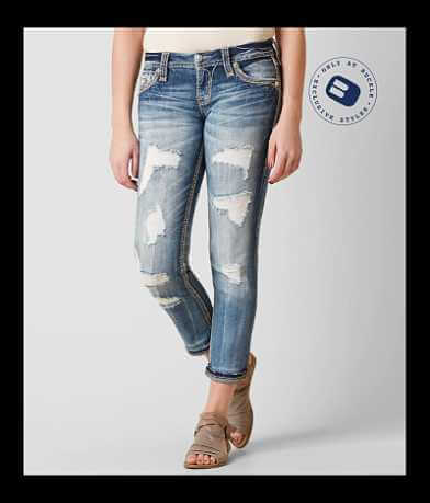Rock Revival Yazhi Easy Stretch Cropped Jean