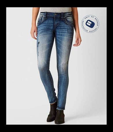 Rock Revival Moon Skinny Stretch Jean