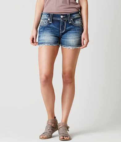 Rock Revival Sulola Easy Stretch Shorts