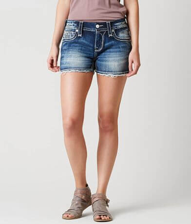 Rock Revival Sulola Easy Stretch Shorts