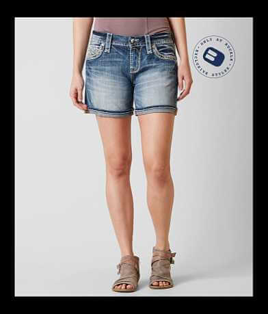 Rock Revival Faine Easy Stretch Short