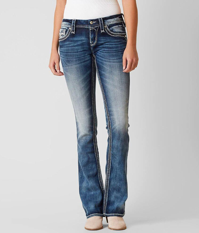 27e1cccd49b Rock Revival Kylie Boot Stretch Jean - Women s Jeans in Kylie B201 ...