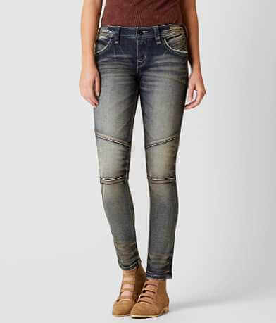 Rock Revival Kamil Moto Skinny Stretch Jean