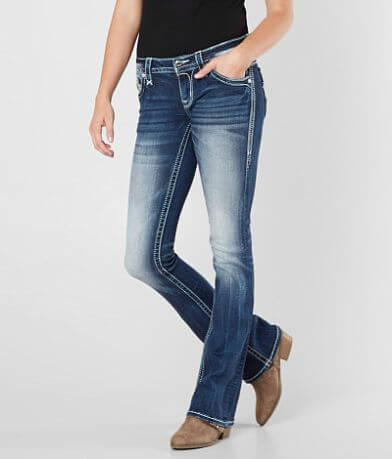 Rock Revival Leni Boot Stretch Jean