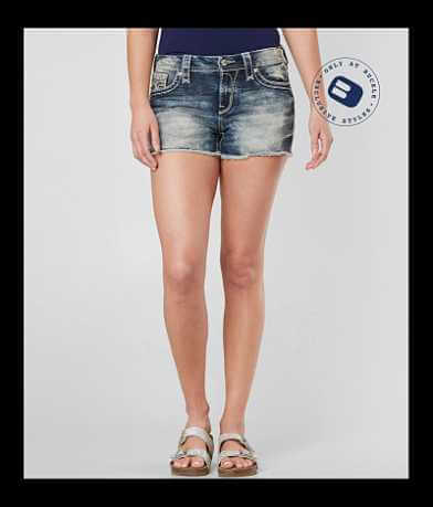 Rock Revival Leni Easy Stretch Short