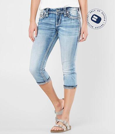 Rock Revival Yara Easy Stretch Cropped Jean