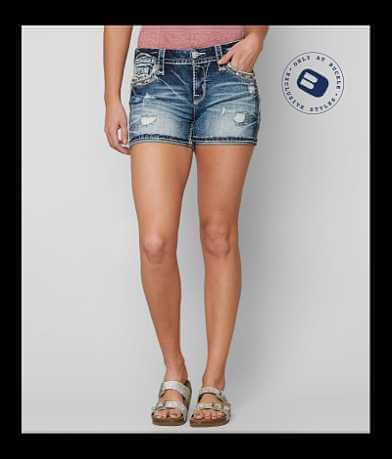 Rock Revival Andrea Easy Stretch Short