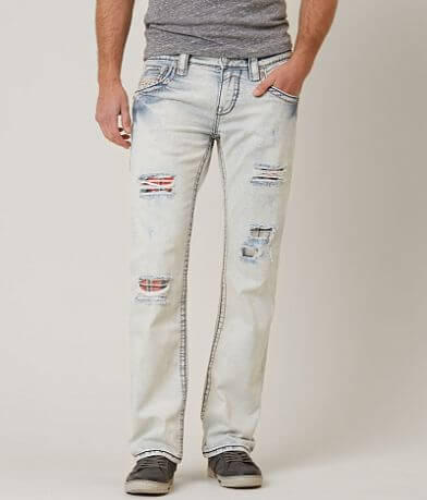 Rock Revival Suhul Slim Straight Stretch Jean