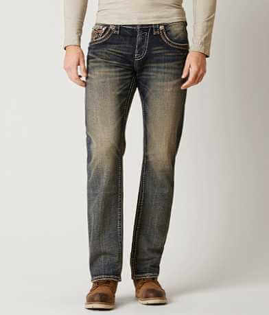 Rock Revival Vino Relaxed Straight 17 Stretch Jean