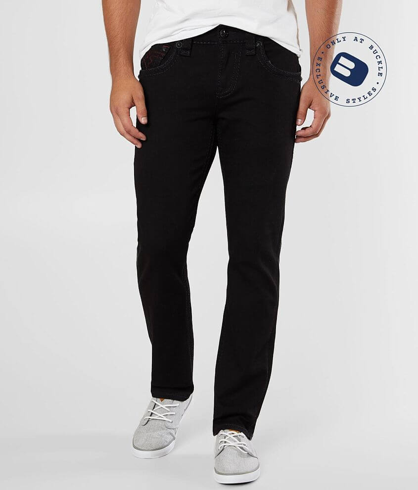 Rock Revival Ryker Straight Stretch Jean front view