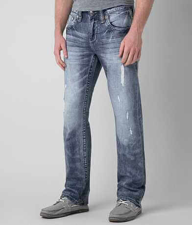 Rock Revival Zed Straight Stretch Jean
